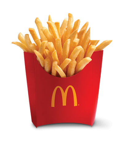 French Fries, Small