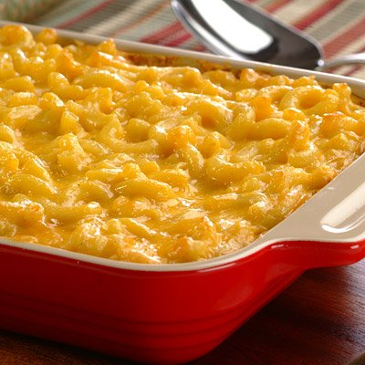 Large Macaroni and Cheese