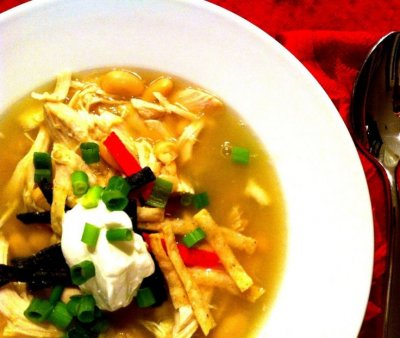 Chicken Tortilla Soup-Small