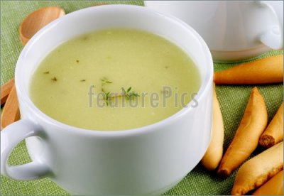 Organic Vegetable Soup-Cup
