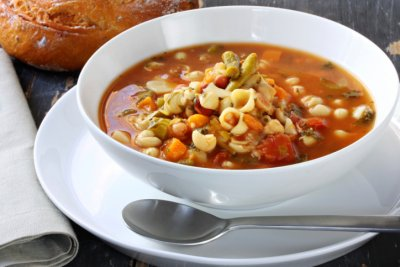 Soup - Minestrone