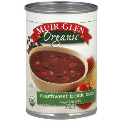 Southwest Black Bean Soup, 8oz