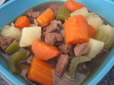 Yankee Pot Roast Soup