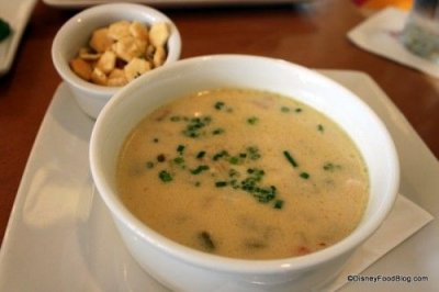 Captain's Corn Chowder