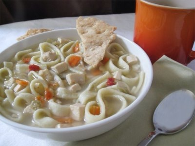 Chicken Noodle (8 oz)