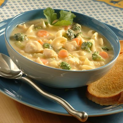 Family Size Chicken Corn Chowder
