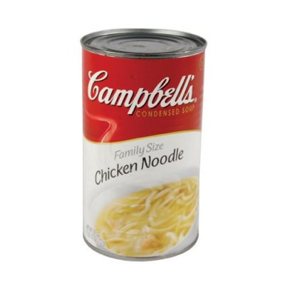 Family Size Chicken Noodle Soup