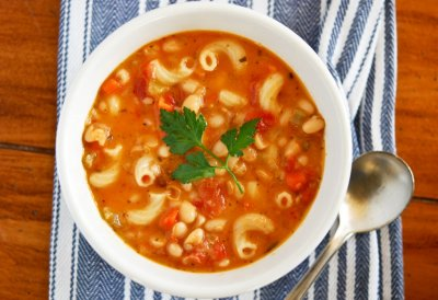 Pasta e Fagioli Soup, Medium