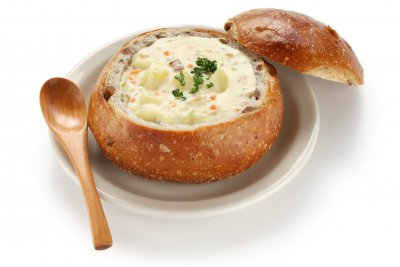 Boston Clam Chowder, Cup