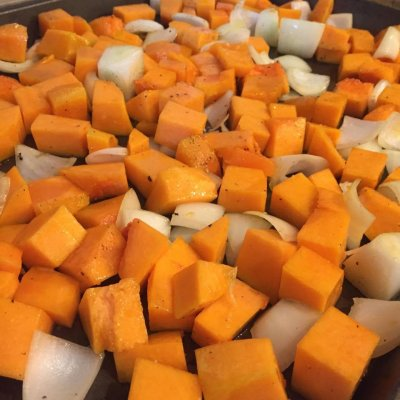 Harvest Pumpkin Soup, Small