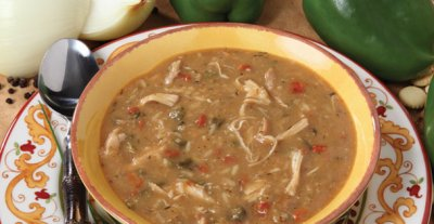Chicken Gumbo Soup,  Large