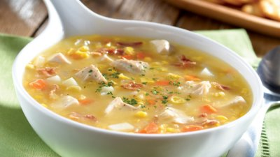 Medium Chicken Corn Chowder