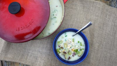 New England Clam Chowder, 8 oz
