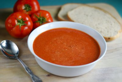 Roasted Tomato Soup, Bowl