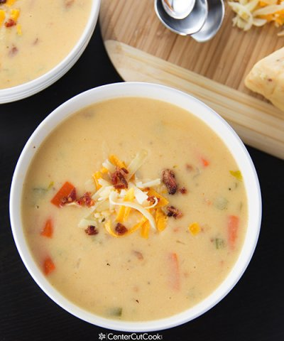 Wisconsin Cheese Soup, Cup
