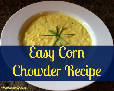 Corn Chowder, Medium