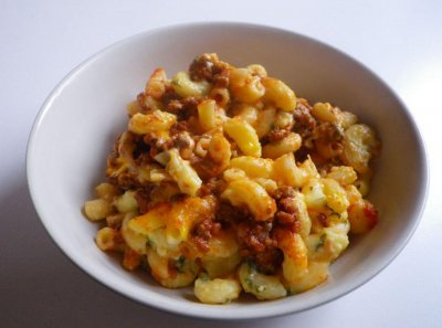 Medium Macaroni and Beef