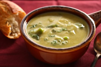 Broccoli Cheddar Soup, Small