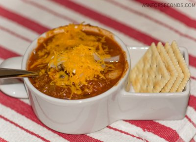 Chili Soup-Cup
