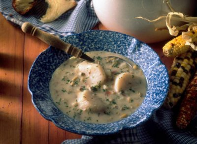 Clam Chowder-Large