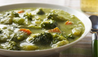 Large Broccoli Cheddar Soup