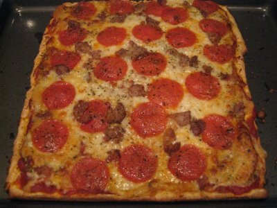 Pepperoni Flip Pizza