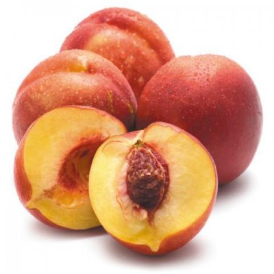 Organic, Nectarine, Yellow, Ready-To-Eat, Small