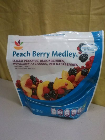 Peach Berry Medley