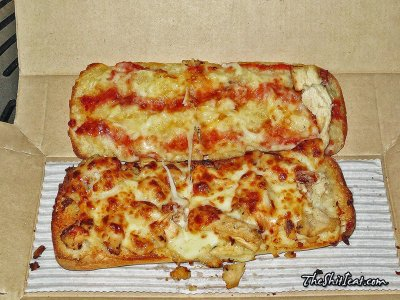 Chicken Parmesan Pizza, XL Square