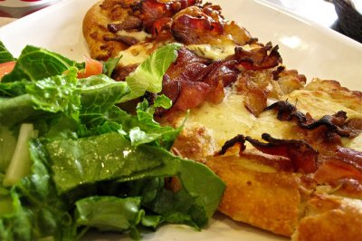 BLT Pizza, Large Square