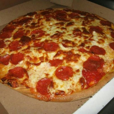 Hand Tossed Style-Pepperoni Lover's