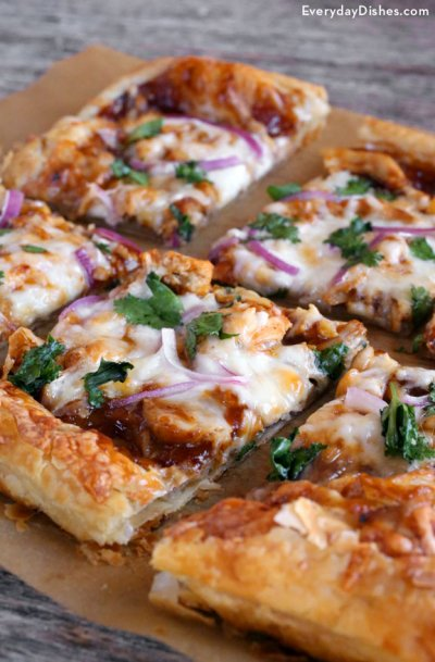 BBQ Chicken - Pan Crust (Extra Large)