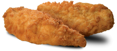 Chick-n-Strips Kids Meal, 2