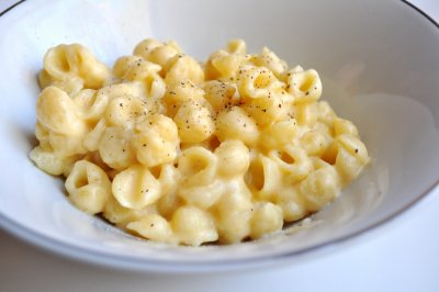 Macaroni and Cheese (kids)