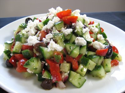 Kid's Greek Salad