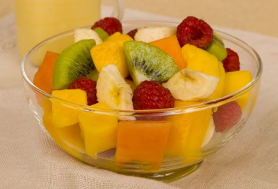 Fresh Fruit Cup, Small
