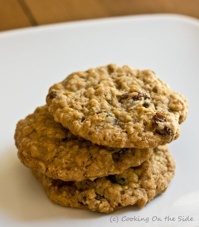 Oatmeal Raisin Cookie