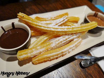 Two Churros