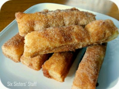 Churro with Cinnamon & Sugar
