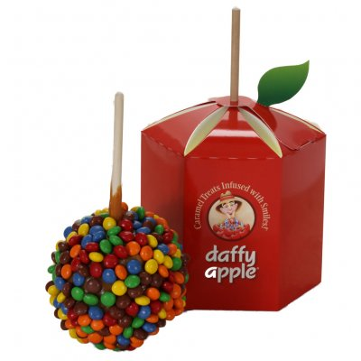 Premium Caramel Apple