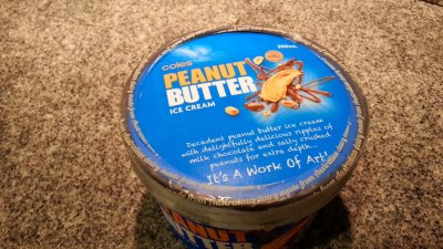 Premium Peanut Butter with Snickers