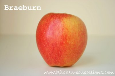 Apple, Braeburn, Large