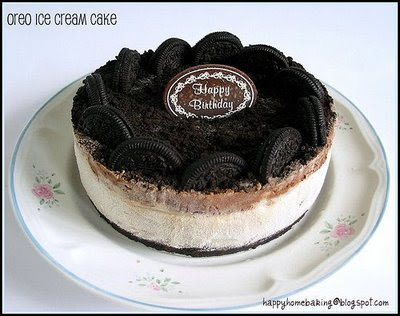 Oreo Custard Cookie Sandwich