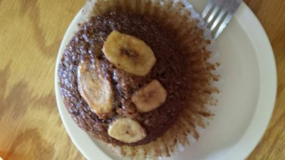 Banana Nut Muffin-FL
