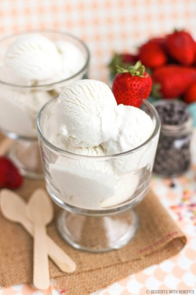 Fat Free Vanilla Frozen Yogurt
