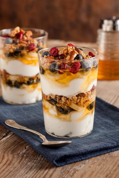 Apple & Yogurt Parfait