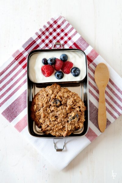 Oatmeal Cookie Batter Yogurt, Love It