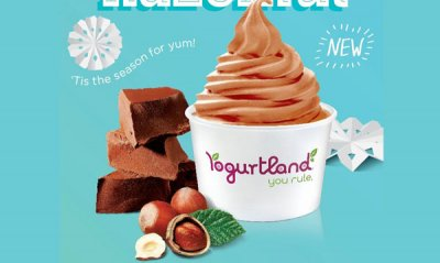 Chocolate Hazelnut Yogurt, Love It