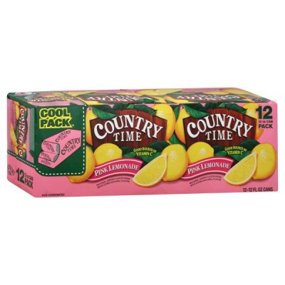 Countrytime Pink Lemonade Sorbet, Like It