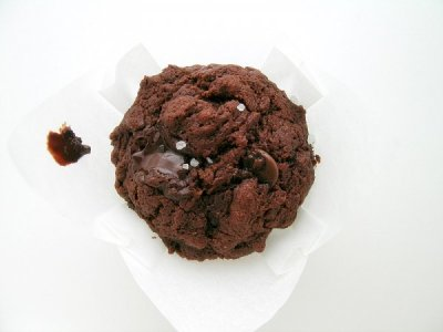 Double Chocolate Chunk Muffin